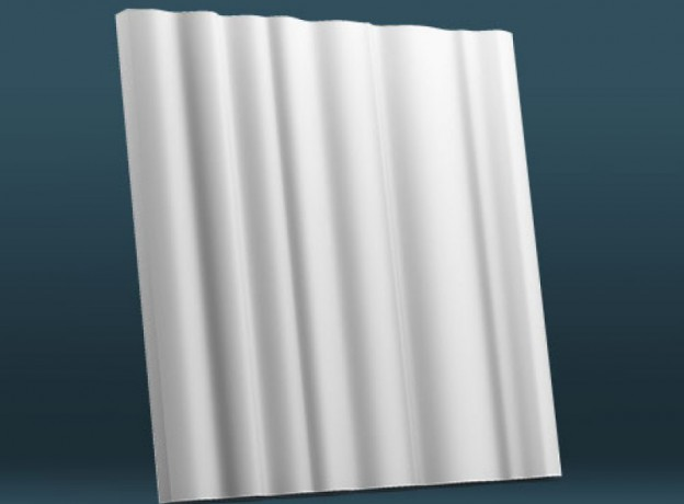 Mold for 3D panels Cloth
